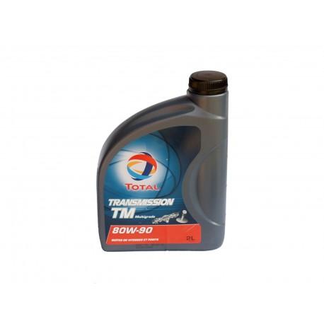 Olio cambio TOTAL 80/90 (confezione da 2 litri)
