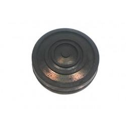 Gomma pedale frizione/freno rotonda vecchio modello