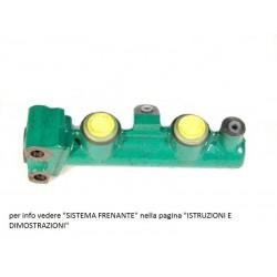 140 Pompa freno liquido LHM (doppio circuito diam.8)