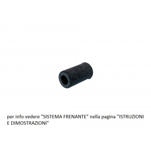137 Gommino tubo freni d8