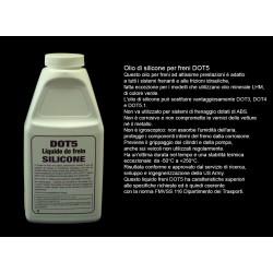 Olio freni DOT 5 silicone (1 litro)
