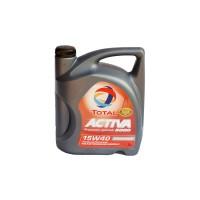 Olio motore TOTAL 15W40 stagione invernale (confezione da 5 litri)