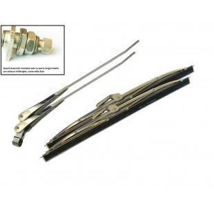 2413 Kit spazzole e braccetti tergicristallo dyane