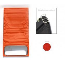 1636 Capote arancio chiusura esterna