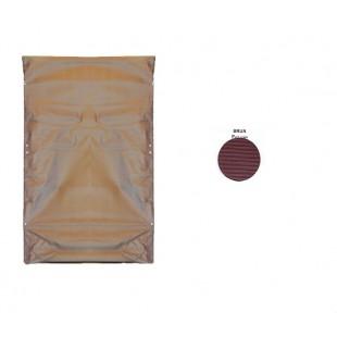 2617 capote marrone riga piccola