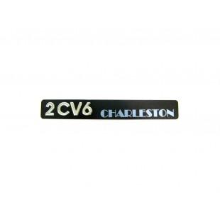 1701 monogramma 2cv 6 charleston