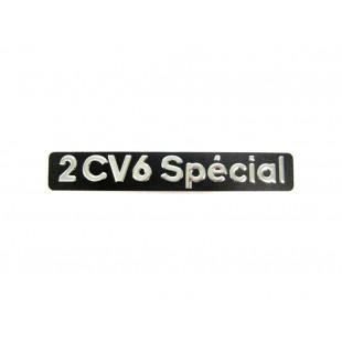 1702 monogramma 2cv 6 special