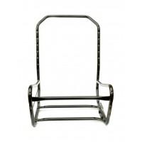 Struttura in ferro sedile anteriore destro 2cv e Dyane (senza leveraggi)