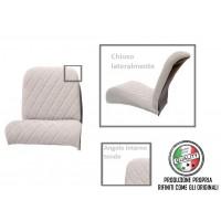 rivestimento sedile anteriore separati destro (angolo tondo) CHARLESTON
