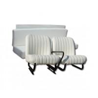 3807 Kit sedilimehari skai bianco