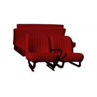 3844 Kit sedilimehari skai rosso