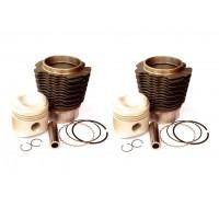 Kit pistoni- cilindri 602 qualità standard