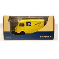 gadget06 Modellino Citroen HY giallo