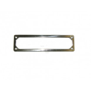 401 cornice porta-targa anteriore