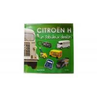 """Libretto """"Citroën H - un fabuleux destin"""""""