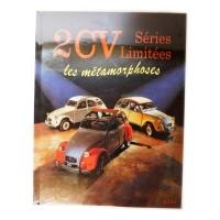 "Libretto ""2CV Serie Limitate - Le metamorfosi"""