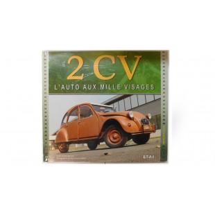 Libretto 2CV auto dai mille volti