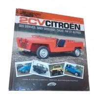 """Libretto """"2CV Citroën: ses dérivés, baby brousse, dalat, fat et autres"""""""