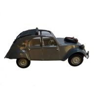 Modellino Citroën 2CV Sahara