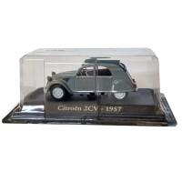 Modellino Citroën 2CV 1957