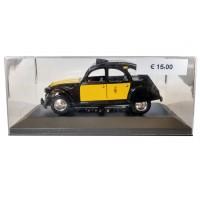 Modellino Citroën 2CV Taxi