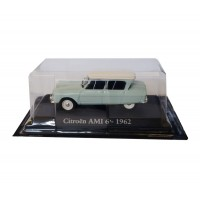 Modellino Citroën AMI 6 1962