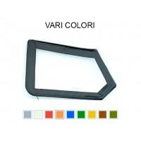 3635 Telo alto di porta destro senza cerniera retrovisore diversi colori (specifica colore)