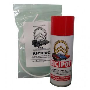 198s Spray lubrificante specifico per mollettone sospensione