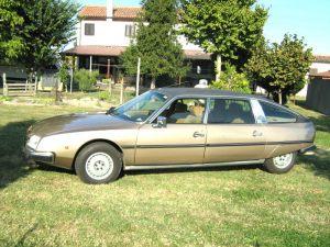 Cx prestige automatico 1981