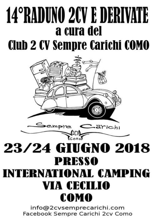 Sempre Carichi 2cv Club