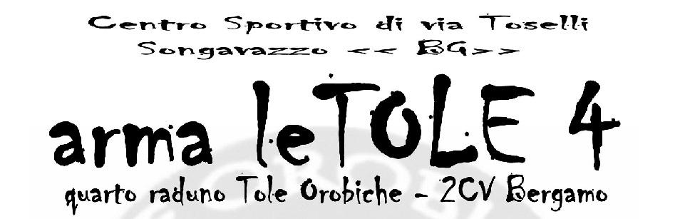 TOLE OROBICHE