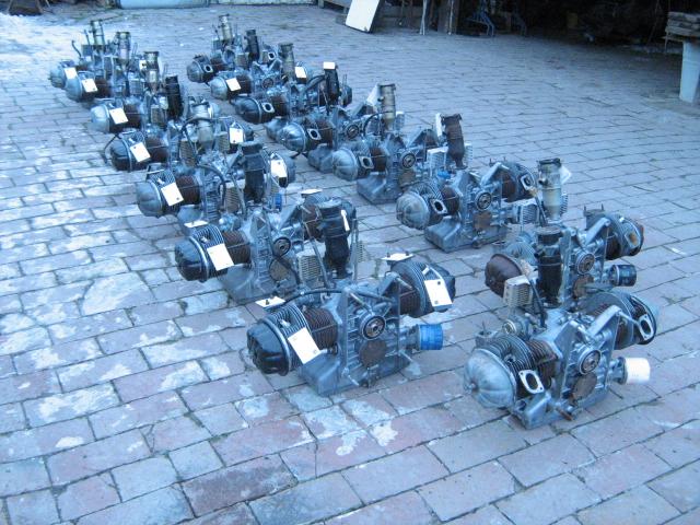Motori Citroen 602