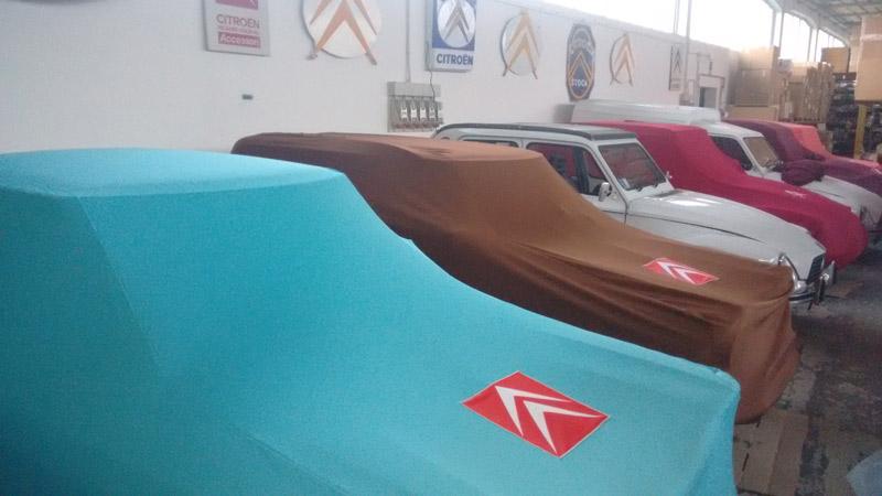 Esposizione auto Citroen