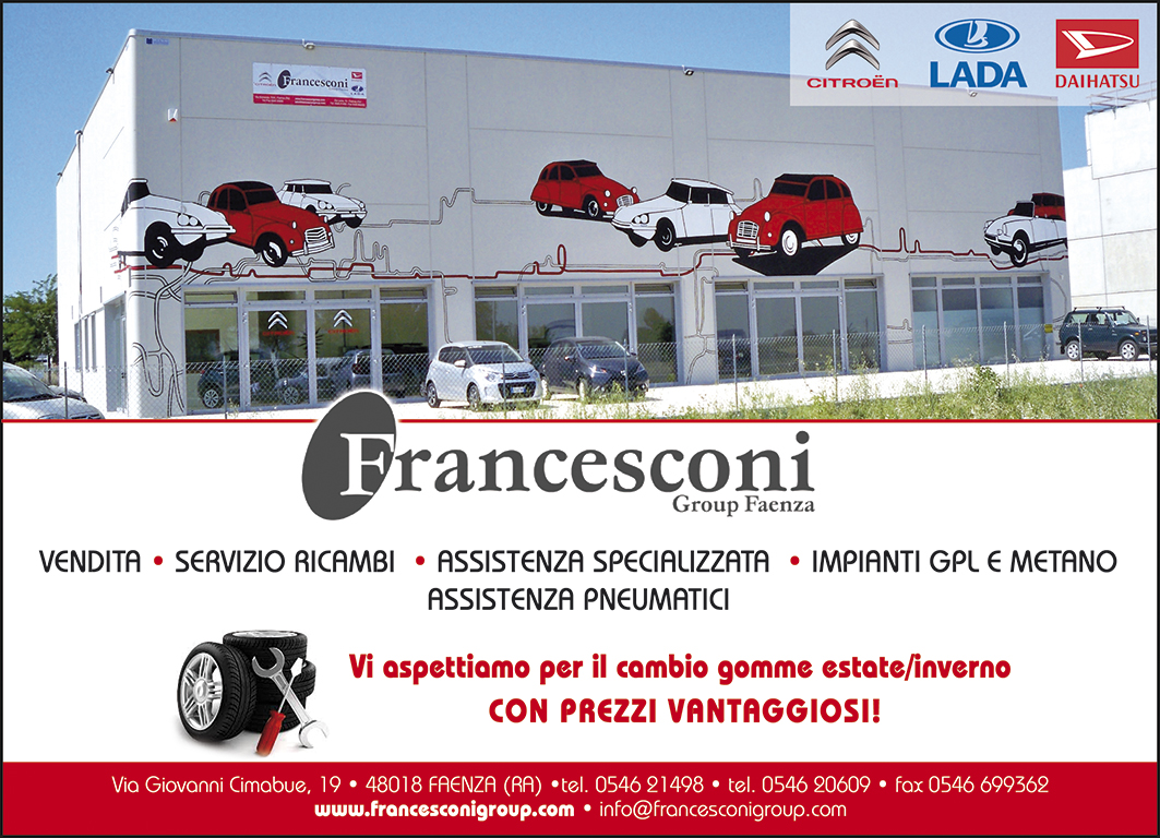 Officina Francesconi Faenza