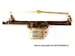 leveraggio 2cv vecchio modello