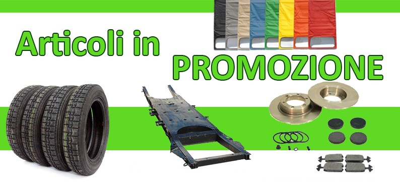 Promozioni ricambi Citroen 2CV Dyane Mehari