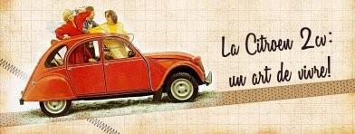 Libri, modellini e altri gadget Citroën!