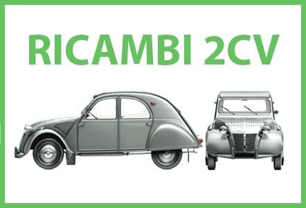 Citroen Ricambi 2CV