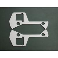 Coppia guarnizioni grigie in plastica maniglia esterna dyane