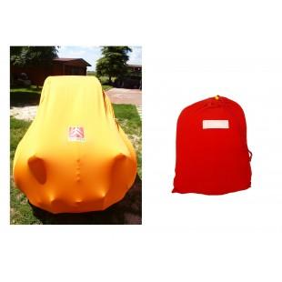 2409 Telo copri-auto antipolvere per interni dyane (vari colori)