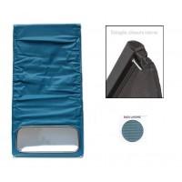1610 Capote blu laguna chiusura interna