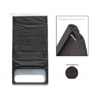 1615 Capote grigio antracite (riga piccola) chiusura interna