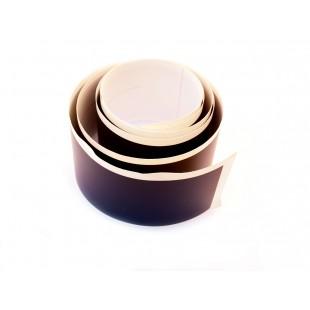 708 adesivo nero per paraurti posteriore alto