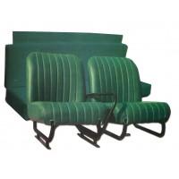 3843 Kit sedilimehari skai verde