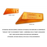2206dx Plastica freccia dx