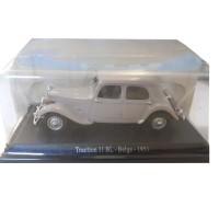 Modellino Citroën Traction 11BL 1951