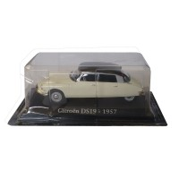 Modellino Citroën DS 19 1957