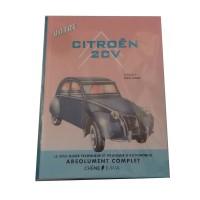 """Libro """"Votre Citroen 2cv"""""""