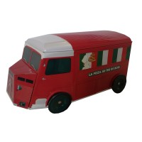 Camioncino HY rosso