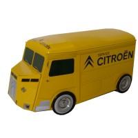 Camioncino HY giallo 20cm